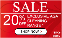 20% Off Cleaning June 2017