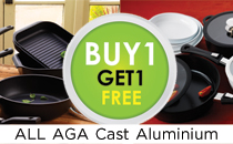 AGA Cookshop Weekend Offer
