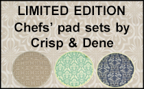 Chefs pad limited edition