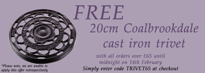 Free U320 Trivet