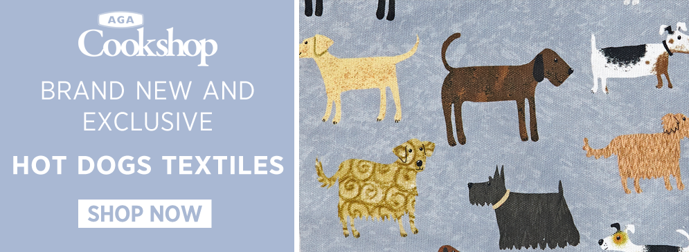 New Hot Dogs Textiles