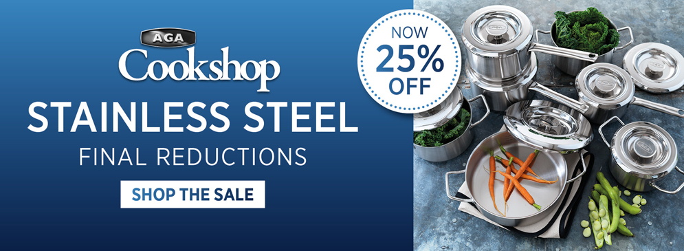 Winter Sale Stainless 2019
