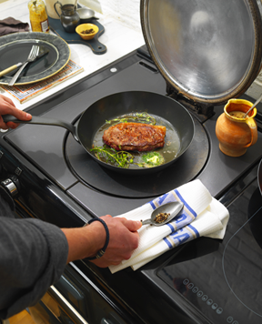 25% off Black Iron Cookware