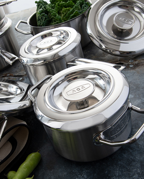 Swiss Made Stainless Steel
