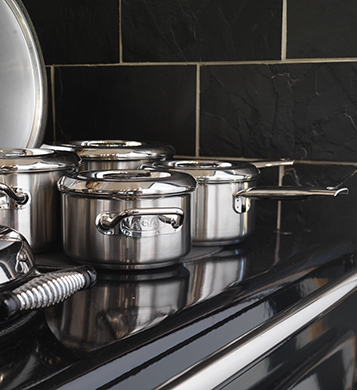 Winter Sale 20% Stainless Steel Cookware