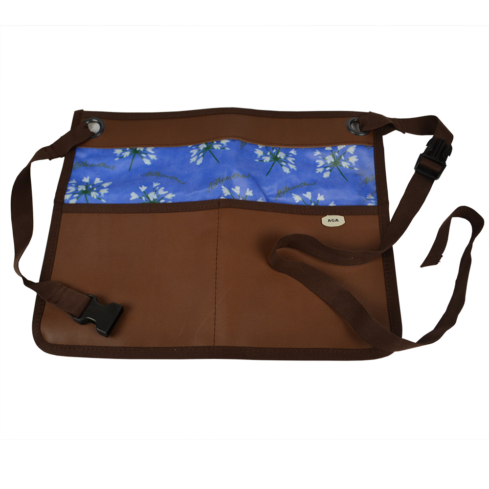 AGApanthus Leather Gardening Apron lowest price