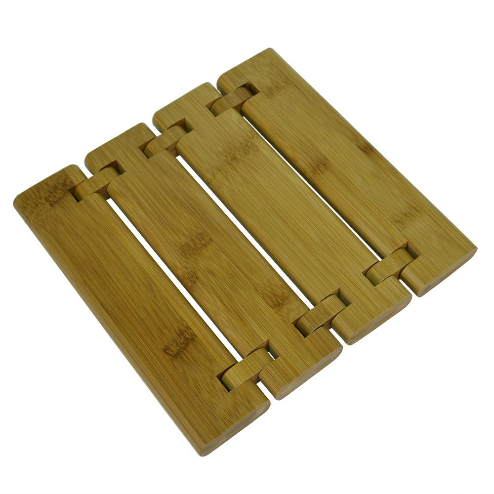 AGA Folding Bamboo Trivet