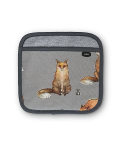 AGA Fox and Mouse Pot Grab