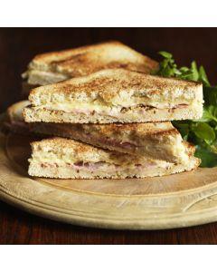 Easy AGA Toasted Sandwiches