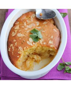 Apple Marmalade Pudding