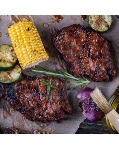 Barbeque Pork Steaks