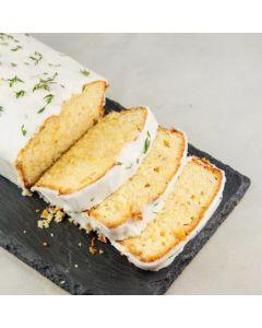Botanical Lemon & Gin Drizzle Cake