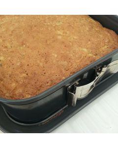 Courgette & Orange Cake