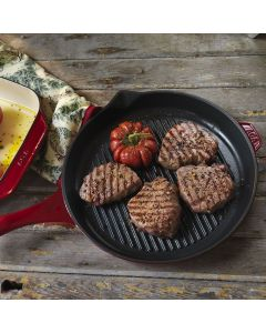 Pan-Fried Fillet Steaks with Fresh Herb Sauce