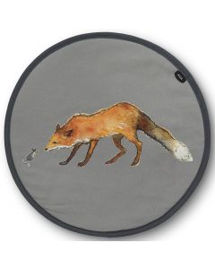 AGA Fox and Mouse Greeting Chefs' Pad