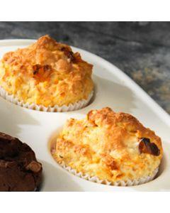 Harissa & Cheese Muffins