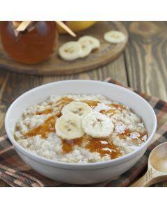 Honey and Yoghurt Porridge with Banana
