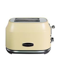 Rangemaster Classic 2 Slice Toaster Cream