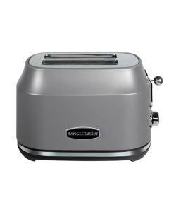 Rangemaster Classic 2 Slice Toaster Grey