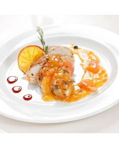 Marmalade Chicken with Herby Steamed Basmati Rice