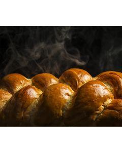 Mozzarella Stuffed Tear & Share Bread