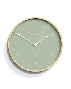 Mr Clarke Bubble Green Clock