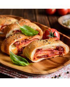 Pancetta & Tomato Stromboli