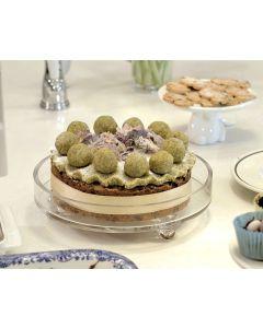 Pistachio Easter Simnel Cake