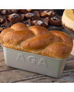 Top Plait AGA Loaf