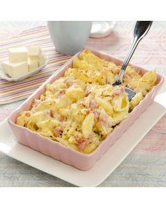 Prawn & Chorizo Pasta Bake