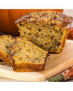Pumpkin and Walnut Bread