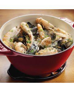 Seafood Cassoulet