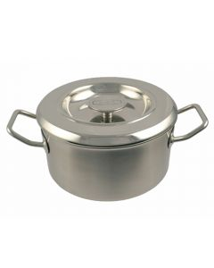 20cm Stainless Steel Casserole