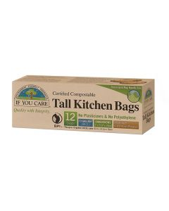 Compostable Kitchen Waste Bags