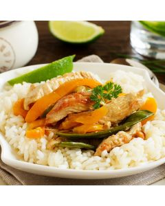 Ginger and Apricot Thai Turkey