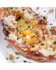 Toasty Eggs