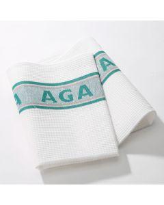 Green AGA Tea Towels