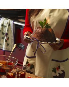 Mary Berry's Traditional Christmas Pudding