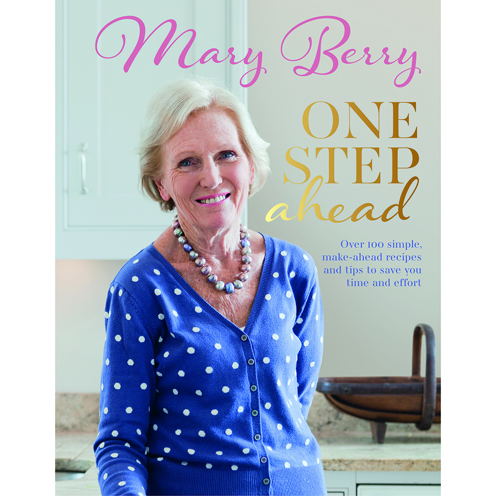 Mary Berry's One Step Ahead lowest price