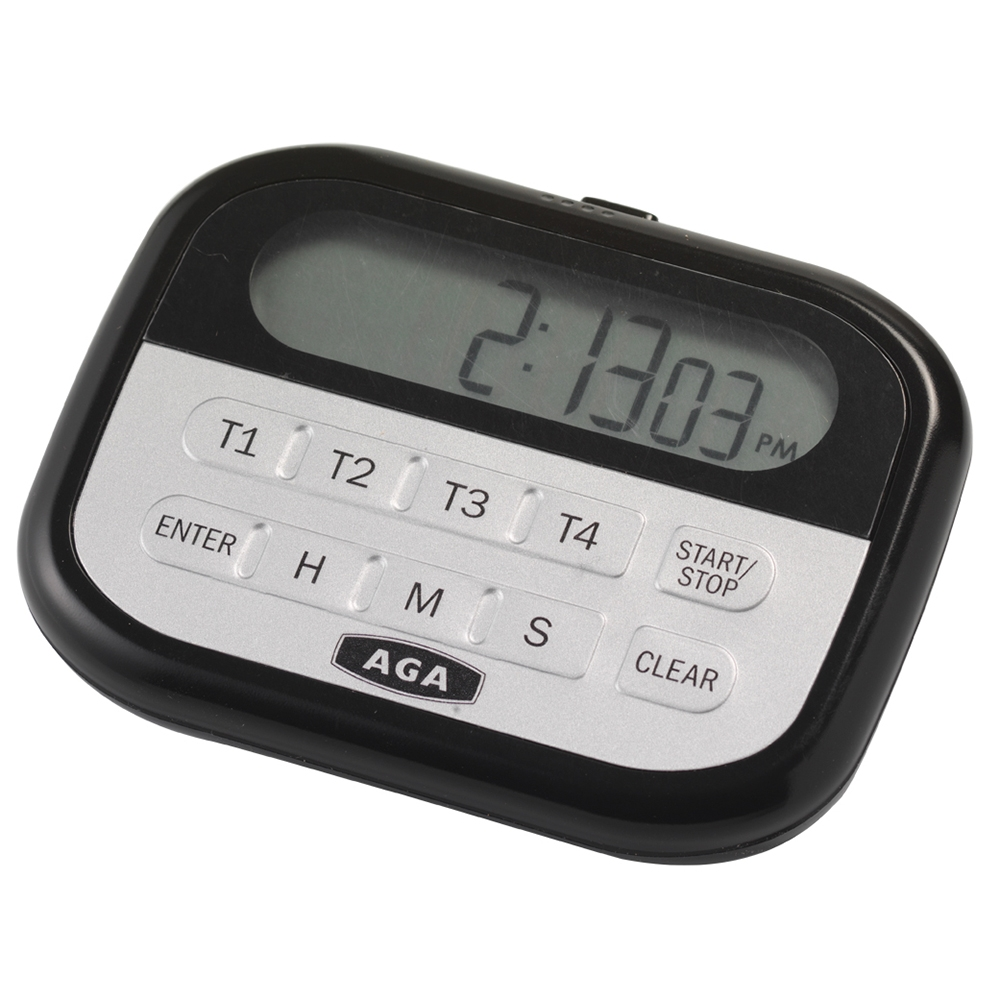 AGA 4 Event Timer & Clock
