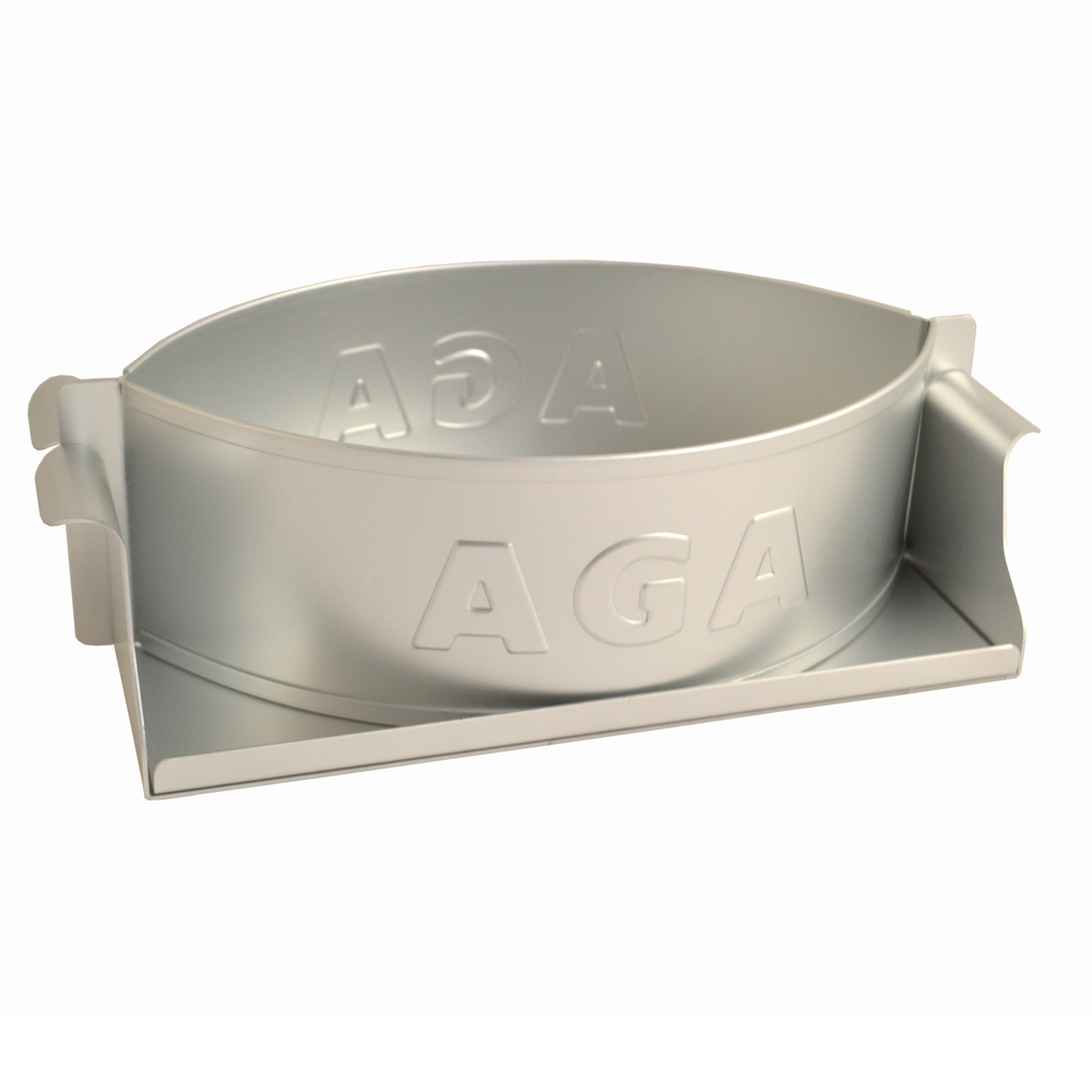 AGA 2kg Oval Game Pie Tin