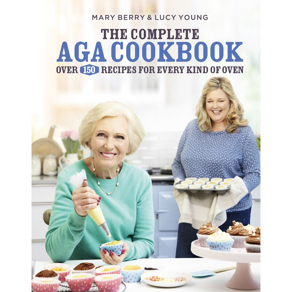 The Complete AGA Cookbook by Mary Berry & Lucy Young lowest price
