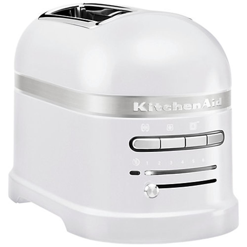 KitchenAid Artisan Toaster - Frosted Pearl lowest price