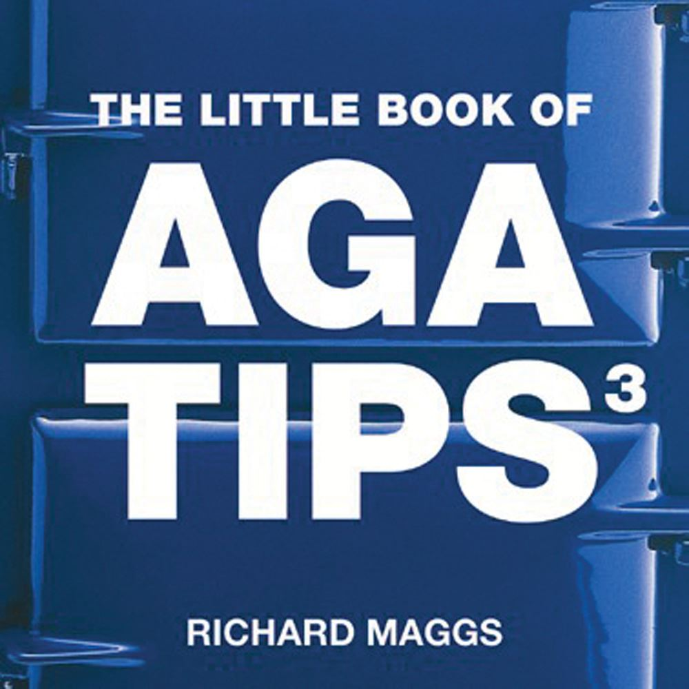 AGA Tips 3 By Richard Maggs lowest price