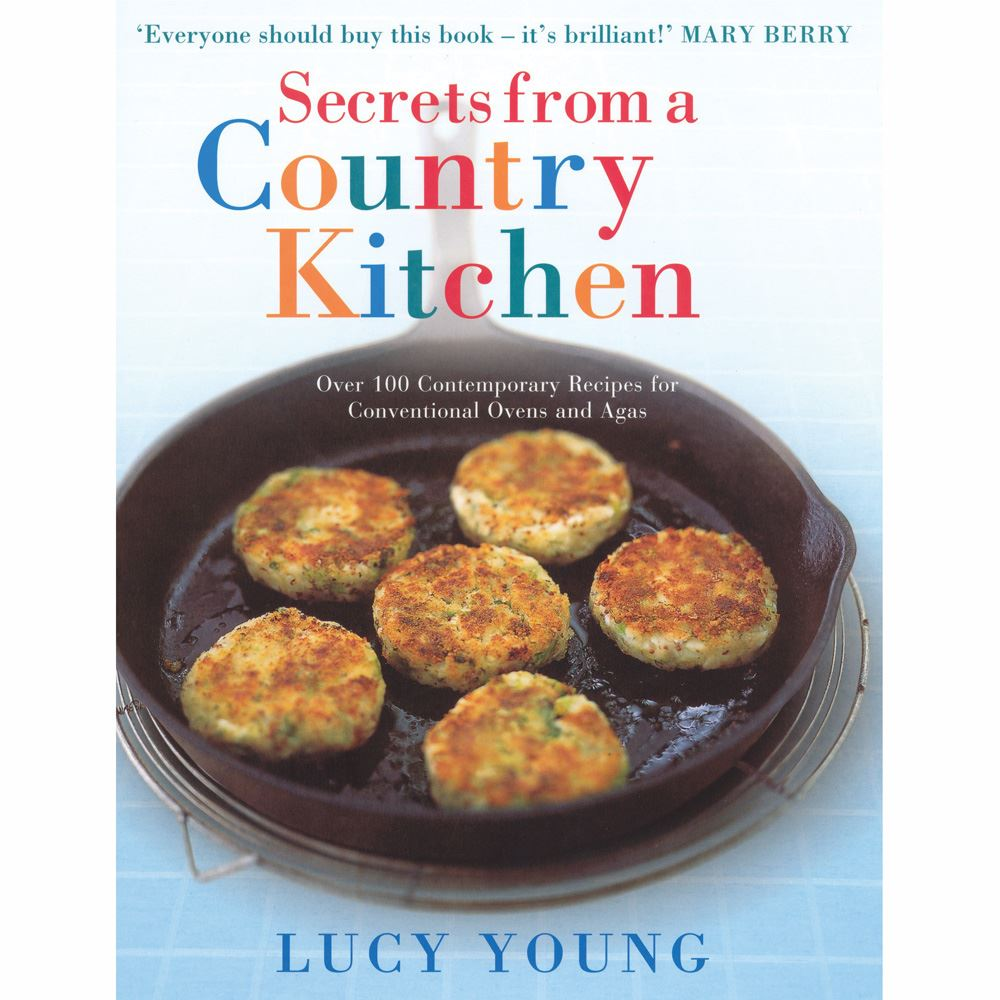 Secrets from a Country Kitchen By Lucy Young lowest price