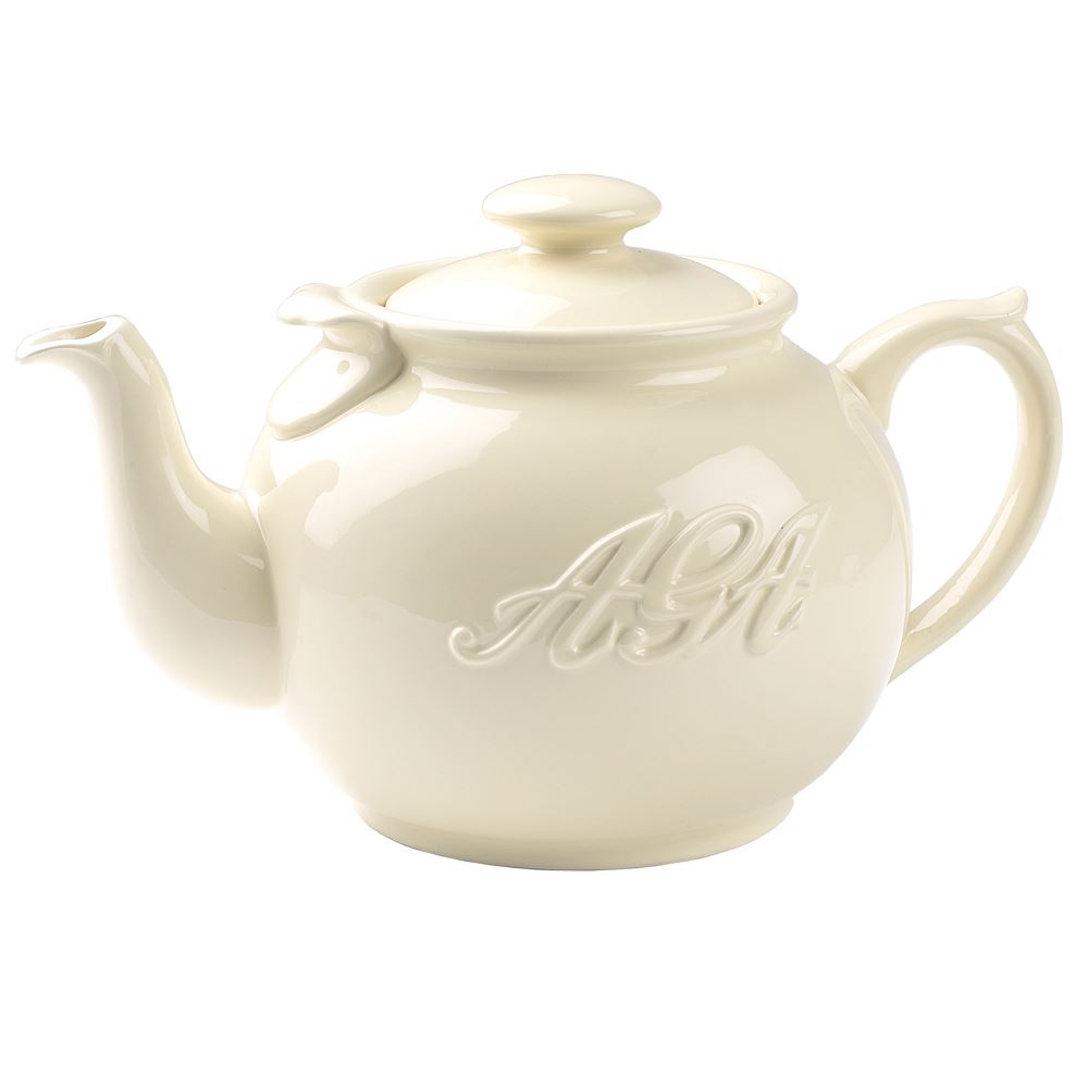 AGA 8-Mug Teapot Cream