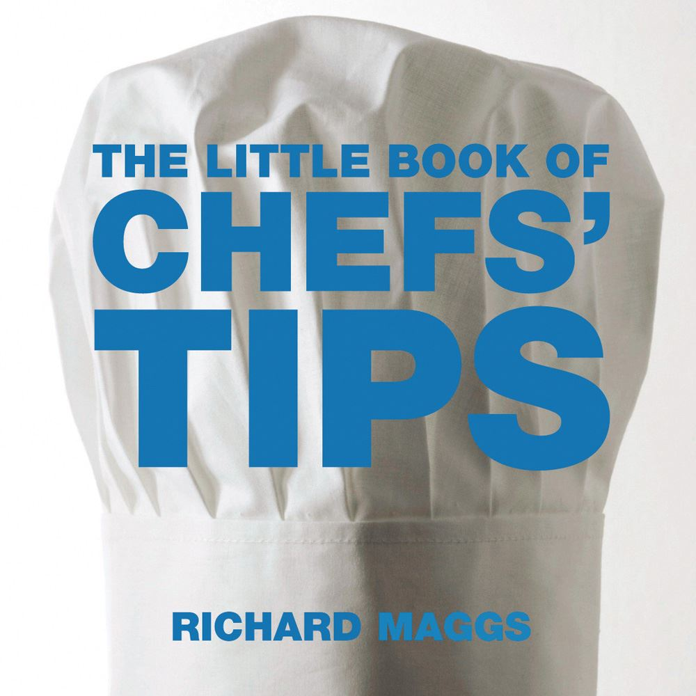 Little Book of Chefs Tips By Richard Maggs lowest price