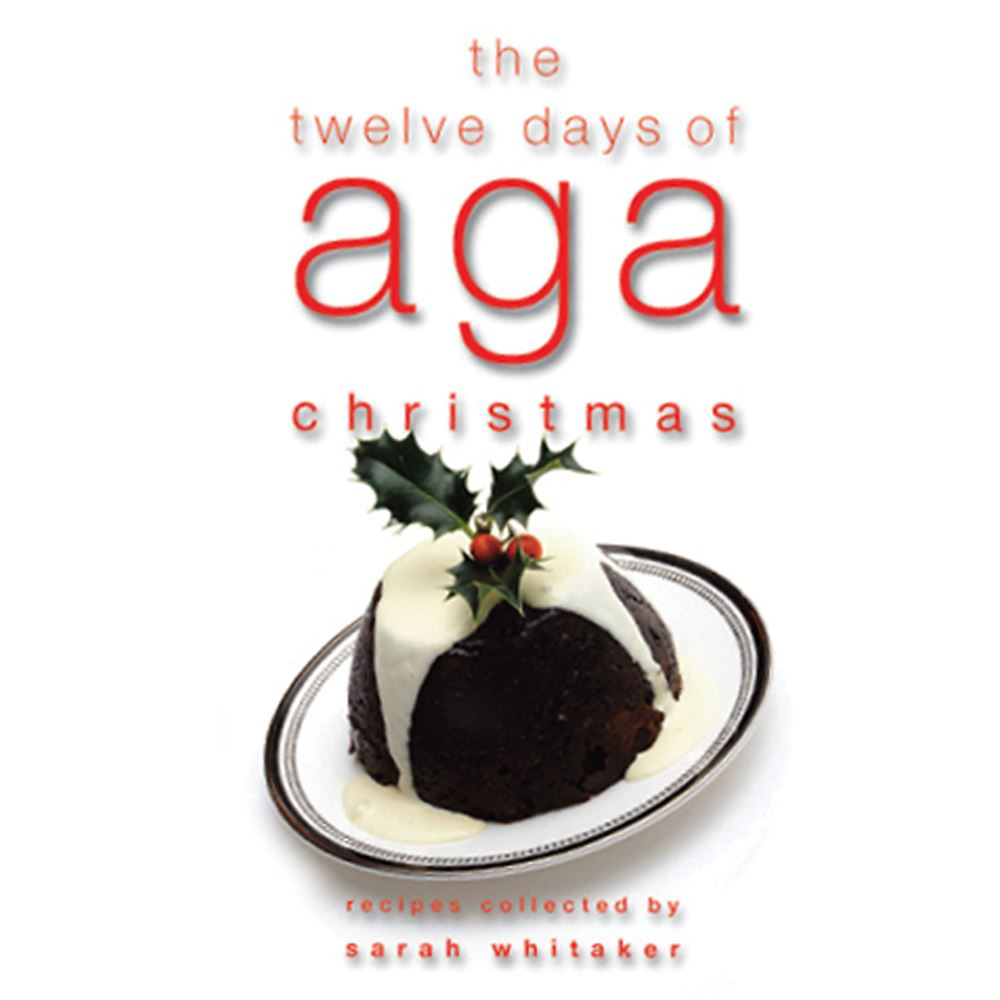 The Twelve Days of AGA Christmas by Sarah Whitaker
