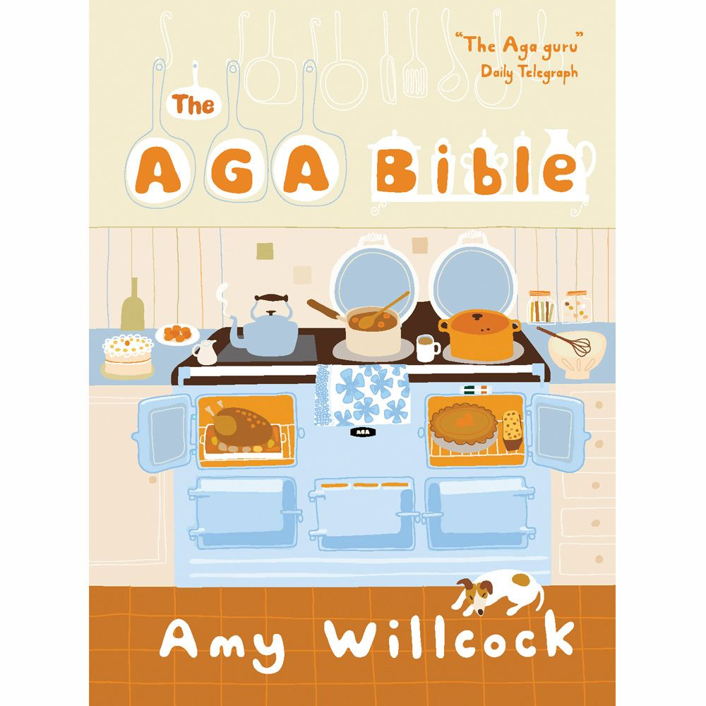 AGA Bible by Amy Willcock lowest price