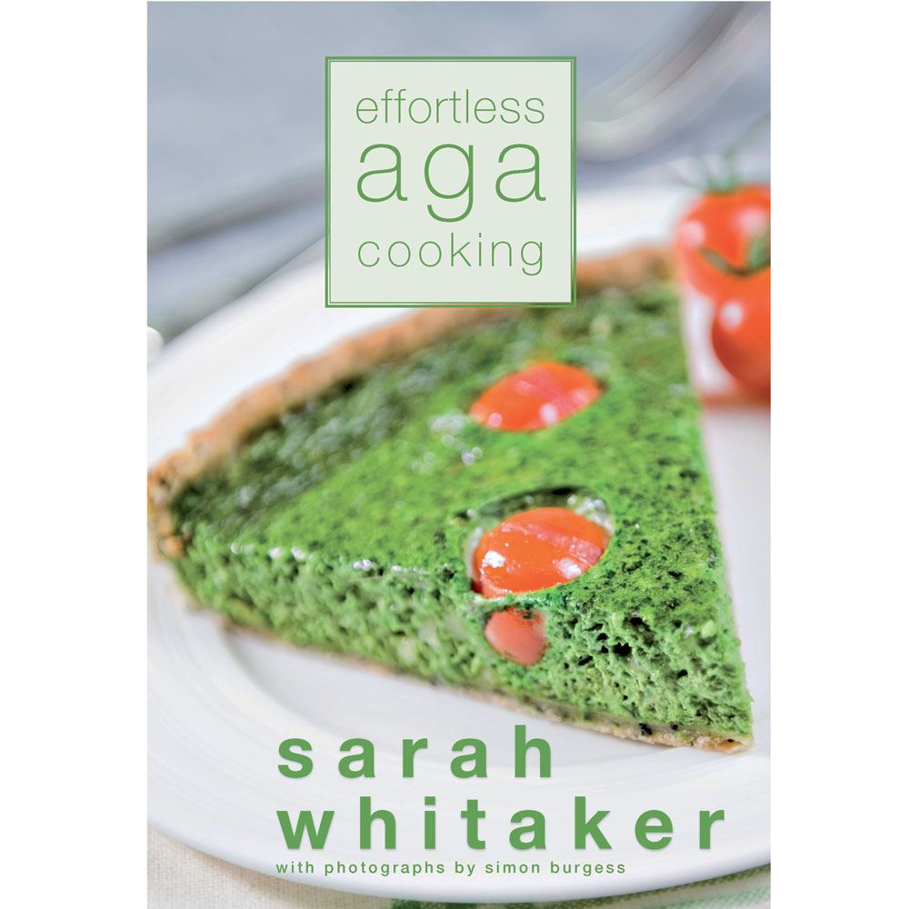 Effortless AGA Cooking by Sarah Whitaker lowest price